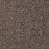 Candice Olson Shimmering Details DE8840 Hourglass Cocoa Brown Wallpaper