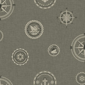 Nautical Living Nautical Spot Wallpaper