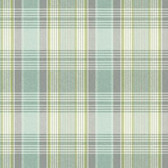 Nautical Living Bartola Plaid NY5006 Wallpaper