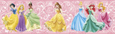 WALT DISNEY KIDS II TRUE PRINCESS WITHIN BORDER