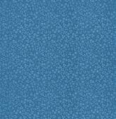 Gretel Dark Blue Floral Meadow Wallpaper