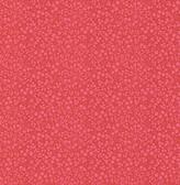 Gretel Red Floral Meadow Wallpaper