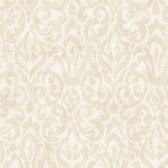 White Emerson Wallpaper