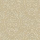 Cream Dante Damask Wallpaper