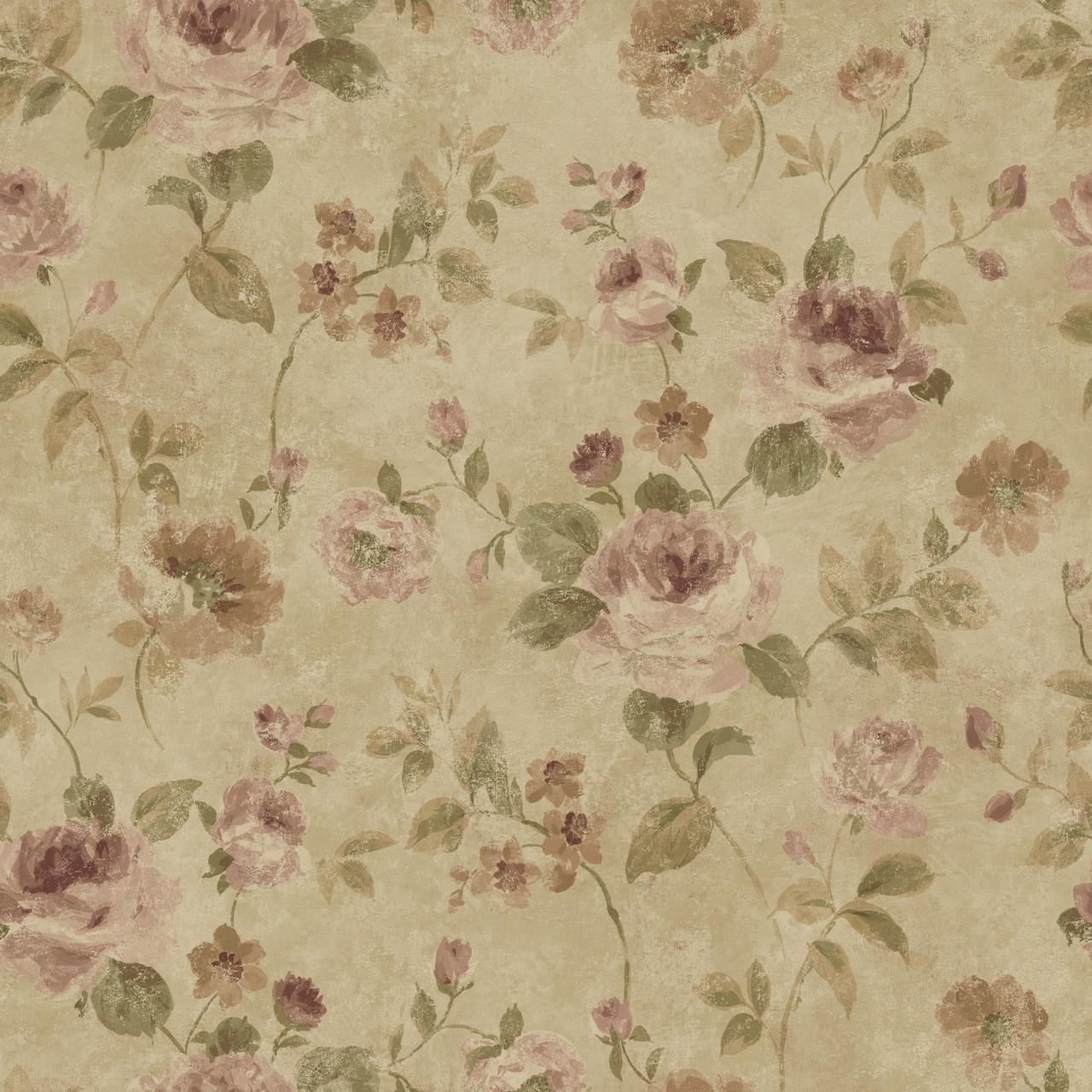 Brown Larkin Wallpaper. Loading zoom
