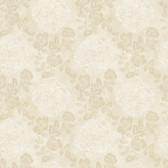 Cream Evan Wallpaper