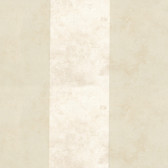 Beige Awning Stripe Wallpaper