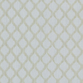 Jasper Light Grey Fretwork Trellis Wallpaper