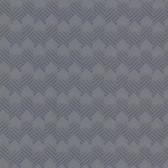 Maxwell Charcoal Fabric Texture Wallpaper
