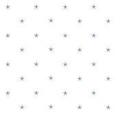White Sands Blue Starfish Wallpaper