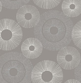 Eternity Grey Sparkle Wallpaper