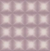 Echo Purple Geometric Wallpaper