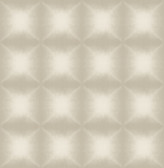 Echo Bronze Geometric Wallpaper
