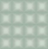 Echo Sage Geometric Wallpaper