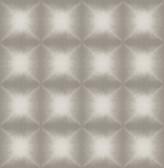 Echo Grey Geometric Wallpaper