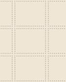 Gridlock Cream Geometric Wallpaper