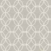 Network Light Grey Links Wallpaper