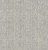 Oasis Grey Linen Wallpaper