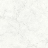 Innuendo White Marble Wallpaper