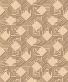 BD44502 Mixed Metals Navajo Wallpaper