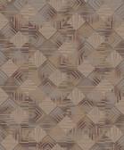 BD44505 Mixed Metals Navajo Wallpaper