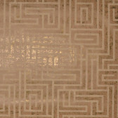 Y6220203 A-Maze Wallpaper - Natural Cork