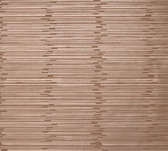 Y6220303 Split Level Wallpaper - Copper