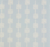Y6220405 Micro Mini Wallpaper - Baby Blue/Cream