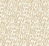 SD3727 Ronald Redding Designs Masterworks Chateau Wallpaper - Gold/White