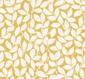 SD3769 Ronald Redding Designs Masterworks Leaf and Vine Wallpaper - Citrine