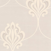 DL30644 Orfeo Cream Nouveau Damask Wallpaper