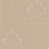 DL30646 Orfeo Taupe Nouveau Damask Wallpaper