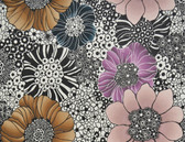 MI10001 Missoni Home Anemones Wallpaper by york