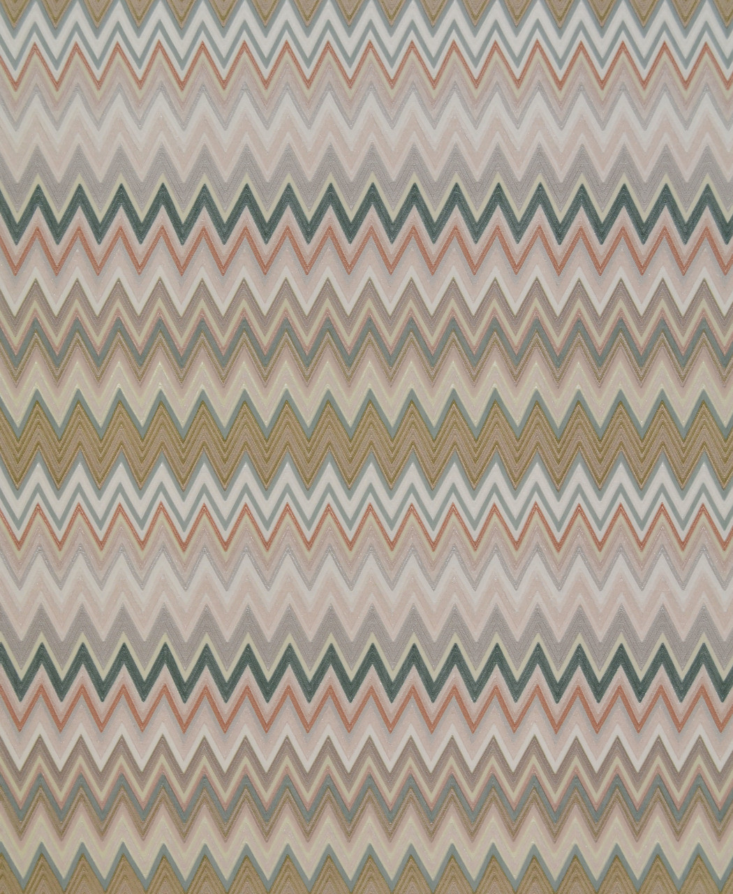 d9778ea37f0f MI10065 Missoni Home Zig Zag Multicolore Wallpaper by york. Image 1.  Loading zoom