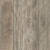 LG1322 Rough Cut Lumber Wallpaper - Grey/Brown