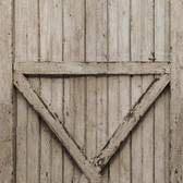 LG1408M Barn Door Mural - Taupe