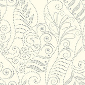 CP1266 Candice Olson Modern Fern Wallpaper