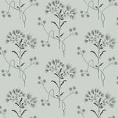 ME1517 Magnolia Home Vol. II Wildflower  Wedding Band (Blue)/Black