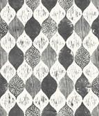 ME1565 Magnolia Home Vol. II Woodblock Print  Black/White