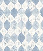 ME1568 Magnolia Home Vol. II Woodblock Print  True Blue