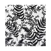 ME1583 Magnolia Home Vol. II Forest Fern  Black