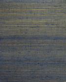 DL2959 Candice Olson Splendor Plain Sisals Wallpaper  Indigo/Gold
