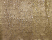 DL2962 Candice Olson Splendor Cork Wallpaper  Gold