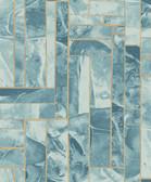 DL2988 Candice Olson Splendor Moonbeams Wallpaper  Indigo