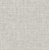 2793-24270 Poise Grey Linen Wallpaper