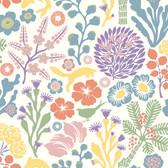 2782-1473 Malmo Multicolor Fauna Wallpaper
