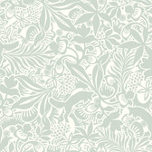 2782-1478 Lund Seafoam Botanical Wallpaper