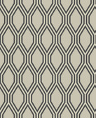 2782-24500 Honeycomb Beige Geometric Wallpaper