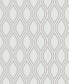 2782-24501 Honeycomb Grey Geometric Wallpaper