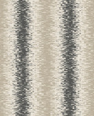 2782-24517 Quake Taupe Abstract Stripe Wallpaper